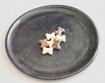 Dog or cat Plate SOUVENIRS
