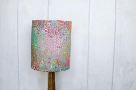 Bright Green Lamp Shade : Statement lampshade bright green lamp shade etsy