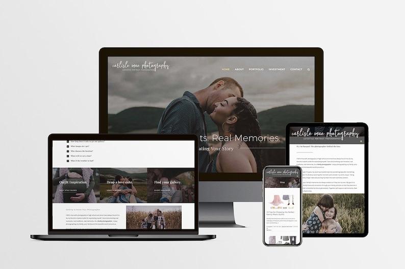 Custom WordPress Website with Advanced SEO Optimization image 0