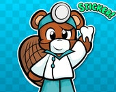 DENTIST BENSEN the BEAVER...