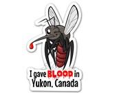 MOSQUITO STICKER | Yukon ...