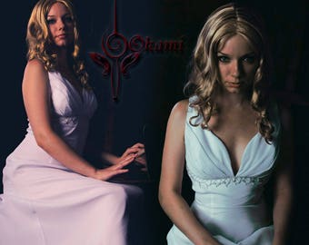 Ready to ship - Supernatural - Lilith - white dress