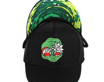 Rick   Morty Snapback 523a13f6024