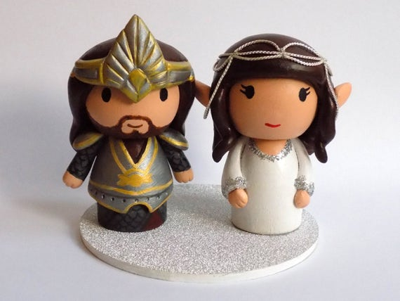 lord of the rings wedding cake topper wedding cake topper lord of the rings lor 16938
