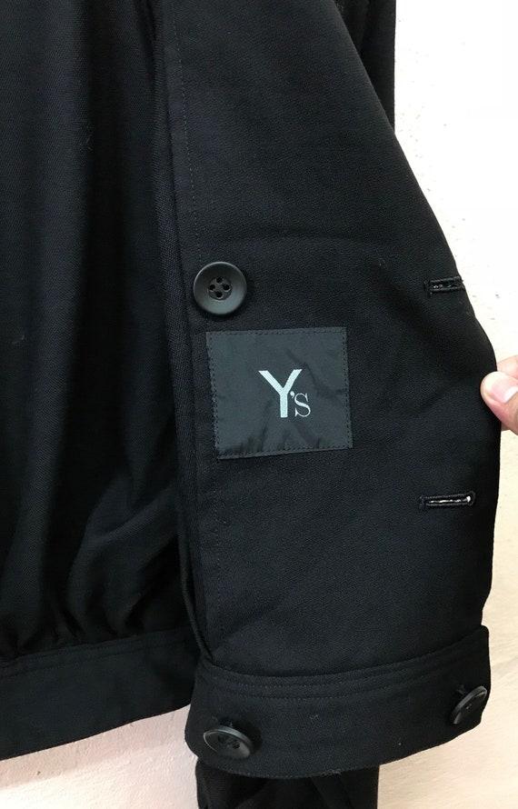 RARE!!. Ys Yohji Yamamoto Women Jacket Japanese Designer