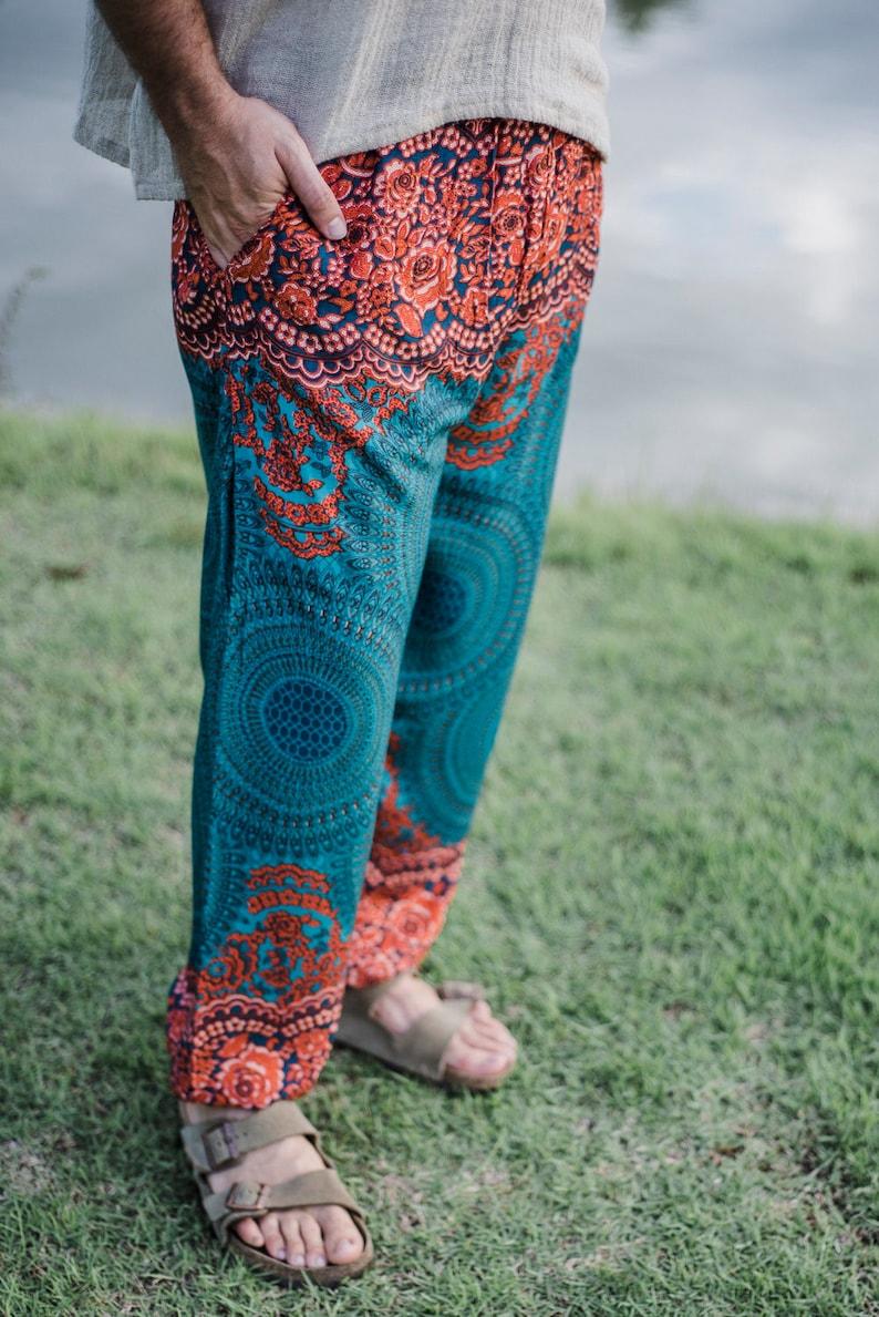 Men/'s Harem Pants  Men/'s Music Festival Pants  Festival Pants  Harem Pants  Hippie Pants  Boho Pants  Bohemian Pants  Hippie