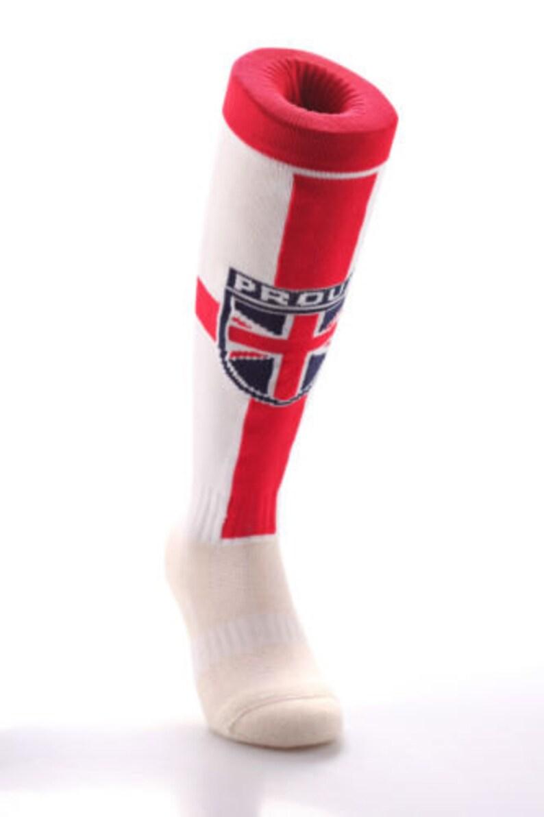 3412f9973 Samson® Union Jack Proud Funky Socks Sport Knee High Sport