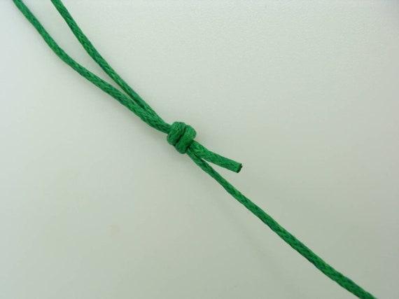 2 Cordons ROUGE multicolore nylon tressé NOEUDS COULISSANTS longueur réglable