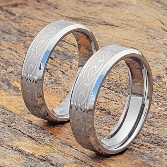 Leslies 10k White Gold Polished Infinity Post Earrings