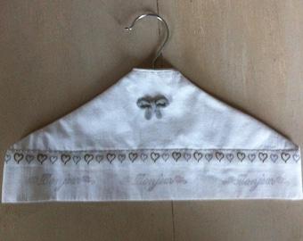 Kids coat rack hanger cover