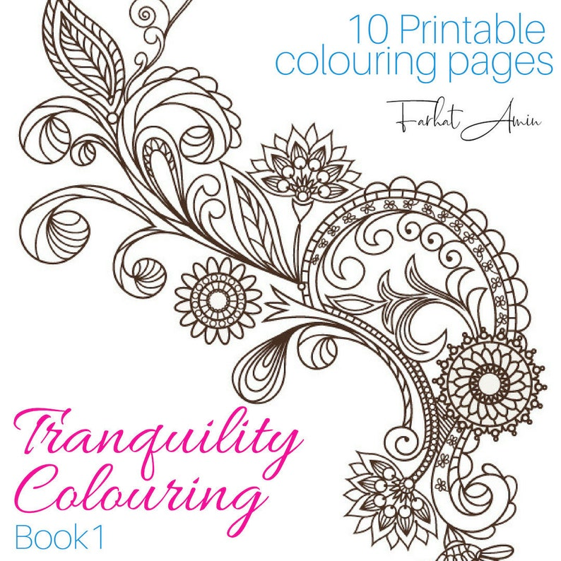 Adult Coloring Pages, Coloring Page, Coloring Book, Adult Coloring,  Printable Coloring, Adult Coloring Book, Colouring download,