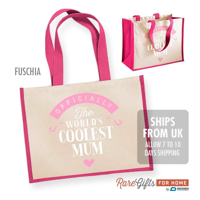 Mum Gift Cool Bag Birthday For