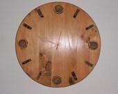 Wood  Wall Clock - Refª 5