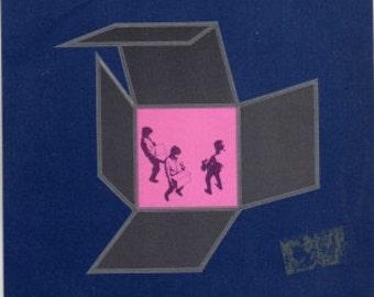 Living in A Box Vinyl 12in Record Disc Single Rare Retro Music Collectors Item (1987)