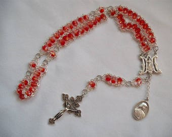 Divine Mercy Ladder Rosary