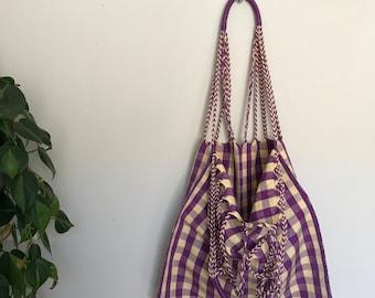 Patterns Tote Bag, Birthday Gift
