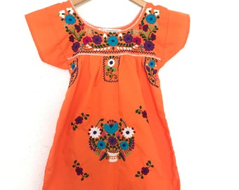 Huipil Baby Dress