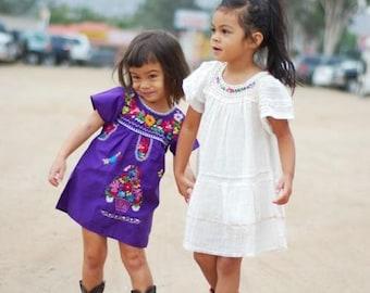 Girl Dress, Mexican Girl Dress