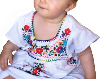 Baby Girl Gift, Mexican Dress