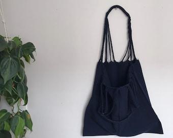 Canvas Tote bag, Morral, Back Pack