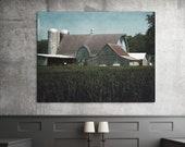 Barn, Delaware Barn, Farm Photo, Farm Photography, Delaware Photo, Delaware, Photography, Printable Art, Printable Photo, Farm House Decor