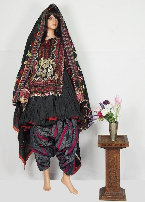 antique complet original Pakistan Afghanistan nuri