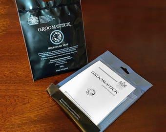 GROOM/STICK Molecular Trap 100g Pack