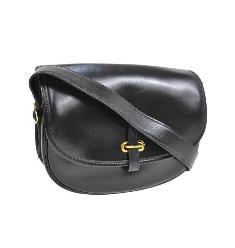 66faf63ddb9 Vintage Hermès Balle de Golf Bag | Etsy