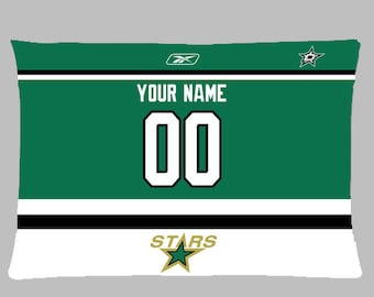 Dallas Stars w// Any Name Custom Italian Charm