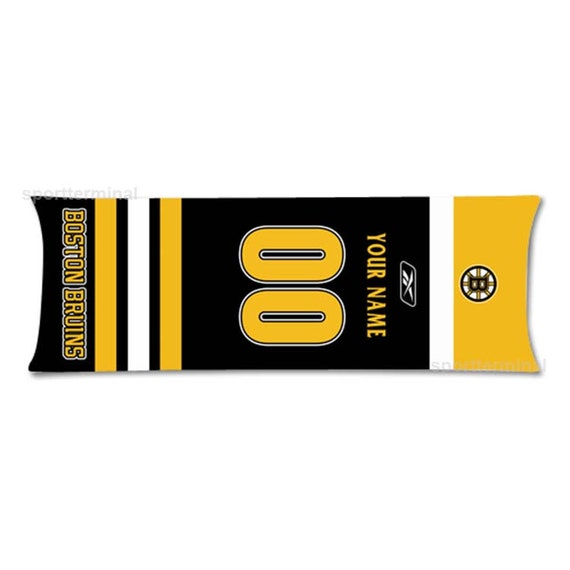 Custom  Pittsburgh Penguins Away Hockey Pillow Case With Your Name and Numbers