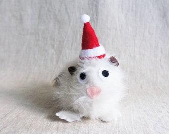 Santa Claus Hat for Guinea Pigs