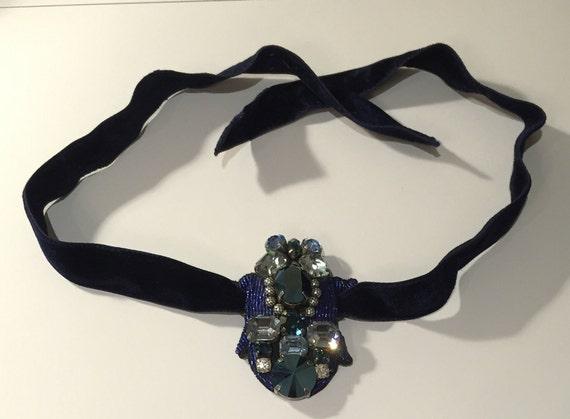 Vintage Liberty Necklace, Liberty Necklace, Libert