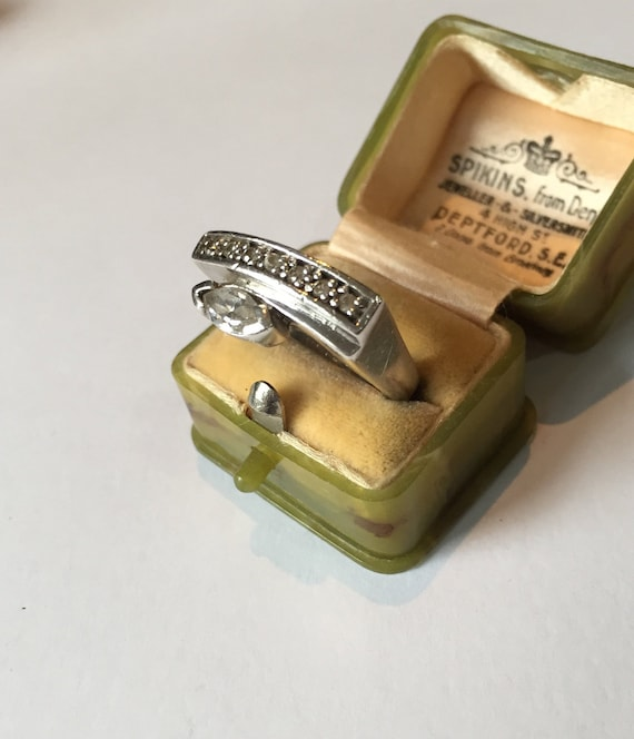 Vintage Silver Ring, Vintage Silver ring, Silver R