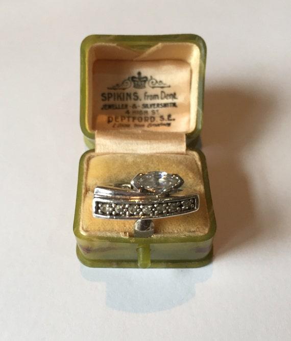 Vintage Silver Ring, Vintage Silver ring, Silver … - image 5
