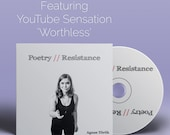 Poetry // Resistance spoken word CD