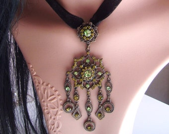 Jewelry Set - Necklace & Earrings by Mikey, England