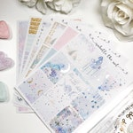 Moon Child   Weekly Kit   Planner Stickers for use with the Erin Condren Life Planner™