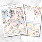 Fleur   Mini Kit   Planner Stickers