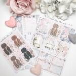 Olivia   Mini Kit   Planner Stickers