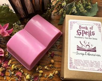 Book of Spells Bar Soap