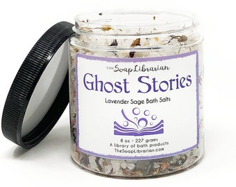 16 Ounce Ghost Stories Bath Salts