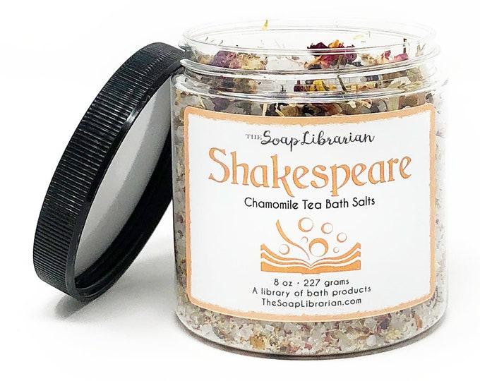 Shakespeare Bath Salts