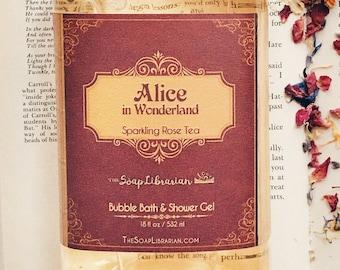Alice in Wonderland Bubble Bath