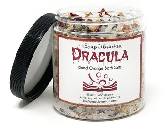 16 Ounce Dracula Bath Salts