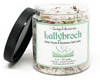 Lallybroch Bath Salts