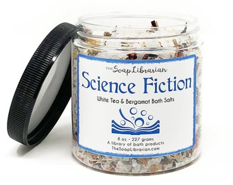 Science Fiction Bath Salts