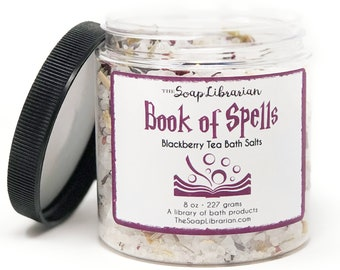 Book of Spells Bath Salts