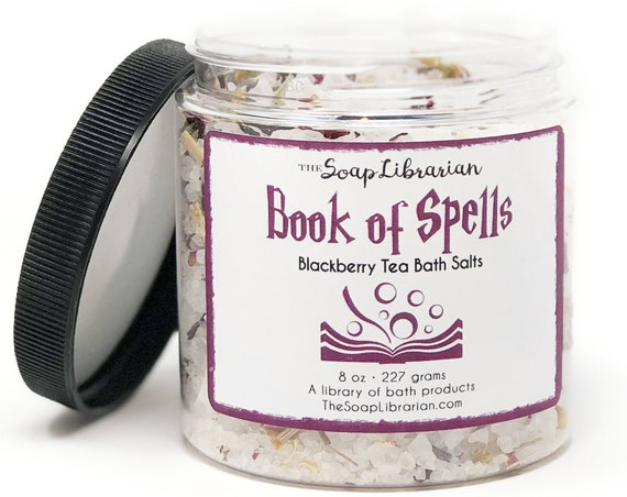 Book of Spells Bath Salts