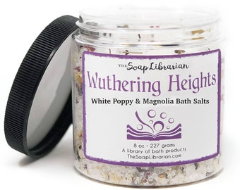 Wuthering Heights Bath Salts