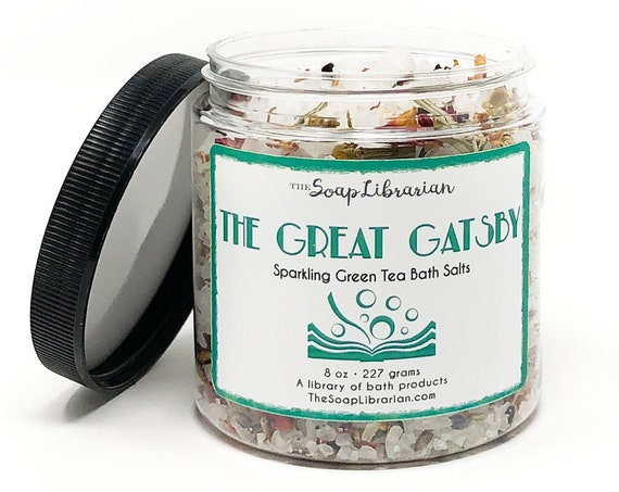 The Great Gatsby Bath Salts